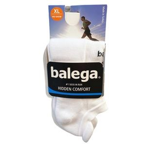 NEW! Balega No-Show Running Socks